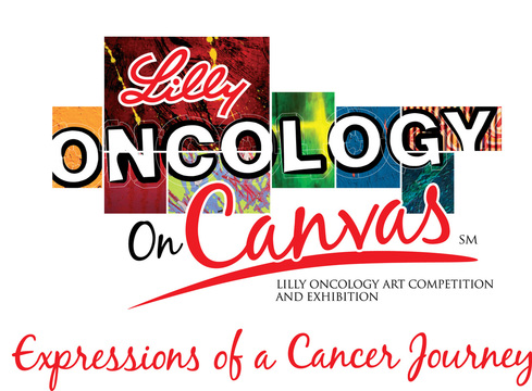 Large oncology on canvas